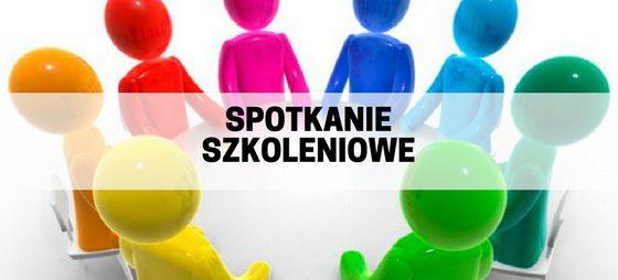 SPOTKANIE SZKOLENIOWO-INFORMACYJNE DLA GRANTOBIORCÓW- 18.04.2018r.