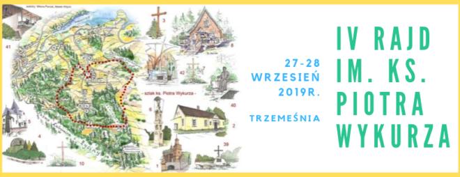 IV Rajd im Ks. Piotra Wykurza